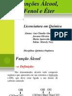 Alcool e Eter