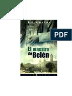 Beynon Rees, Matt - El Maestro de Belen