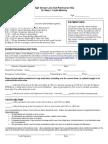 HS Lock-Out Permission Slip 2012