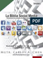 Biblia Social Media Volumen 1