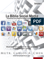 Biblia Social Media Volumen 1
