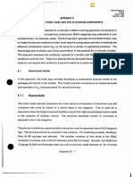 Criticality Event Analysis for Plutonium Components