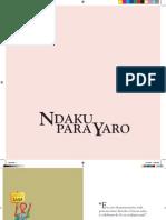 Colección de cuentos de Infantiles Kipatla. Ndaku para Yaro.