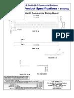 SR Smith SRS-200 Frontier III 10-16ft - Data Sheet