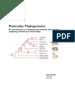 MAT500 Paper Phylogenetics