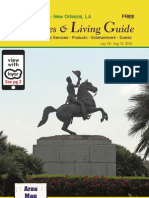 NOLA Lifestyles and Living Guide July 2012