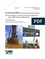 FHWA Drilled Shafts LRFD Design Methods