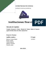 Mercado de Capitales en Argentina