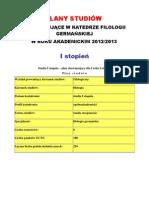 filologia germańska 2012-2013