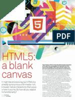 Understanding HTML5