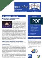 Europe Infos Champagne-Ardenne n°68 juillet 2012