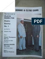 The Last of the Bonnie and Clyde Gang !