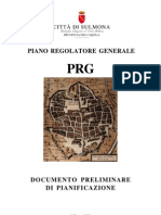 Documento PRG