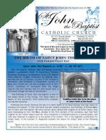 Bulletin June 24