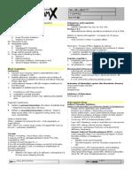 Drugs Used for Blood Coagulation Disorders-  Katzung