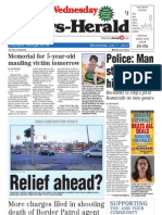 News-Herald Front Page 7-11