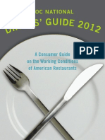 ROC Diners Guide 2012