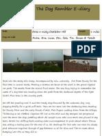The Dog Rambler E-diary 10 July 2012