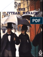 FASA 9201 - Doctor Who RPG - The Iytean Menace