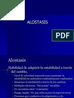 Alostasis