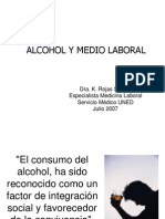 Alcohol y Medio Labor Al