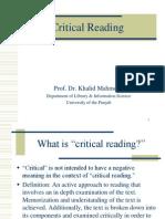 4 Critical Reading Khalid