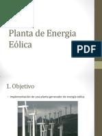 Planta de Energia Eólica