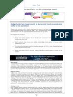 Eurekahedge Index Flash - July 2012