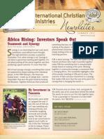 ICM Summer Newsletter_final 2012