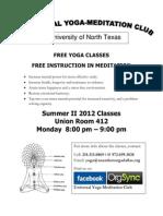 Yoga Poster Unt 4
