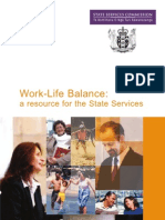 Work-Life Balance Main Content and Supplement