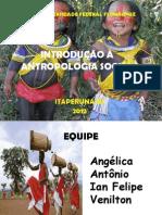 INTRODUÇÃO À ANTROPOLOGIA SOCIAL por Angélica