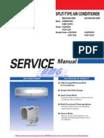 Classic Service Manual AQV09 12