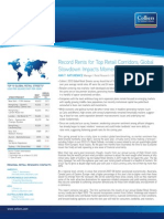 Colliers International Global Retail Highlights MIDYEAR 2012