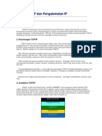 TCP dan Pengalamatan IP