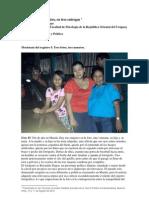 Agustín Acevedo Kanopa - Metástasis del registro I. II y III