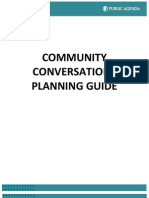 Community Conversation Planning Guide