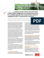 Global Cloud Computing Adoption