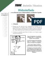 Hidroinflado