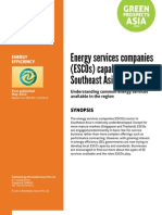 GPA_Report_Energy Services Companies (ESCOs) Capability in Southeast Asia_070512