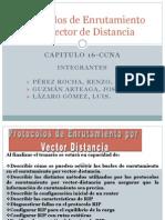 CAP-16 - Protocolos de Enrutamiento Por Vector de Distancia