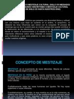 Mestizaje y Sincretismo en El Peru(1)