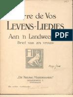 Aan Een Landweerman (Waltz) - Herre de Vos (n)