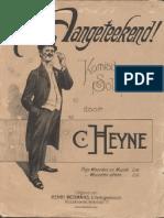 Aangetekend (March) - C Heyne (n)
