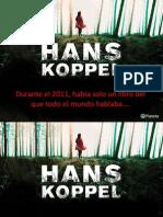 Presentación preventa Hans Koppel
