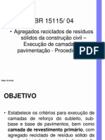 NBR 15115-15116