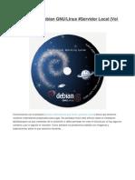 1 - Como Instalar Debian & Servidor Local