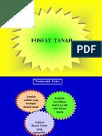Bab_10b Kimia Tanah FOSFOR