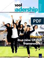 Hooray A new Ofsted framework