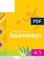 Manual Tecnico Badminton Guadalajara 2011